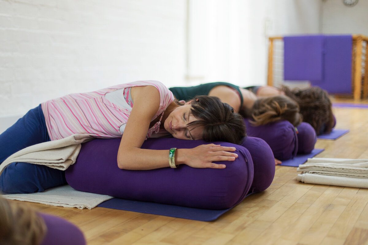 Postponed… Yin/Restorative with hands on, Samadhi, Dublin 3-5pm