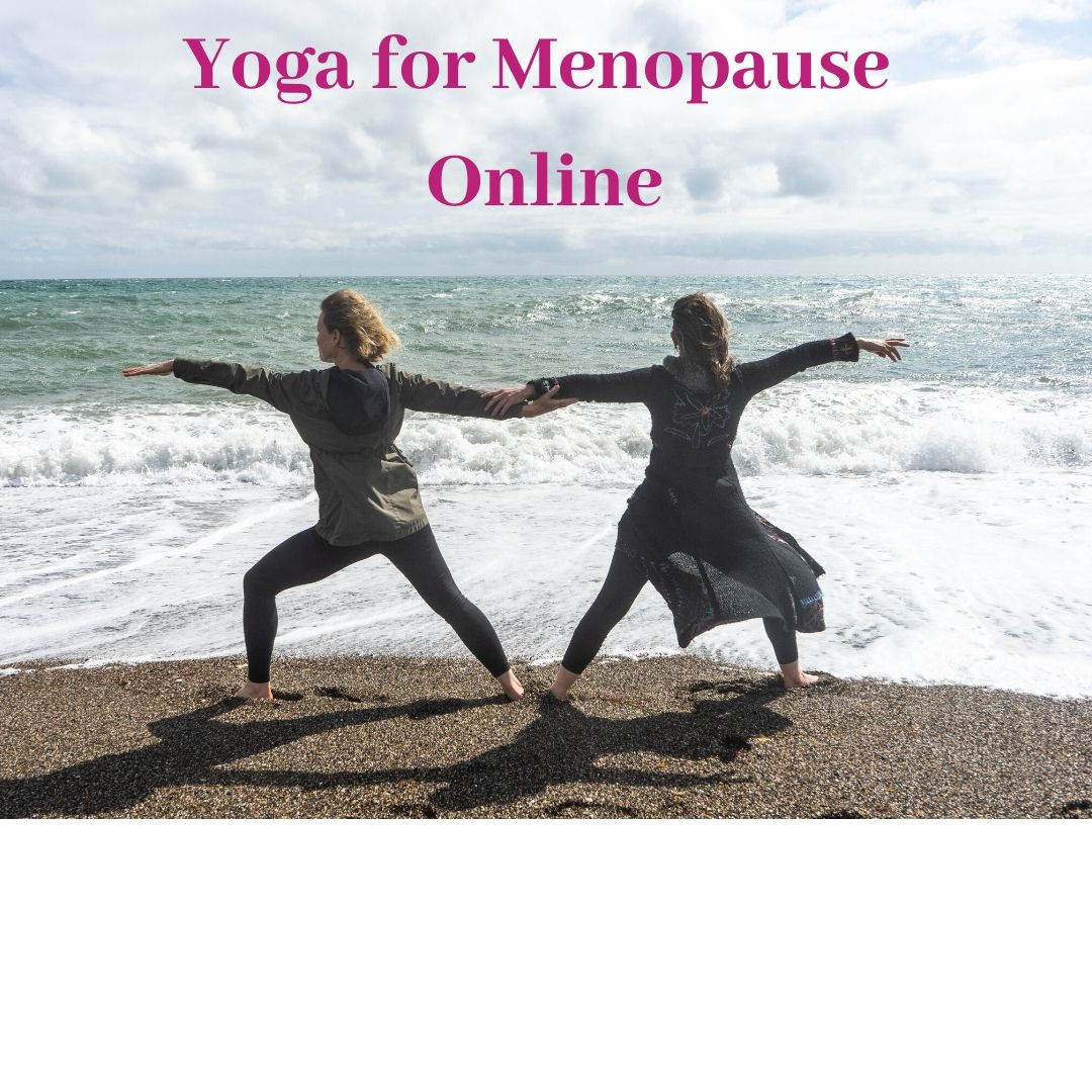 Yoga for Menopause Online