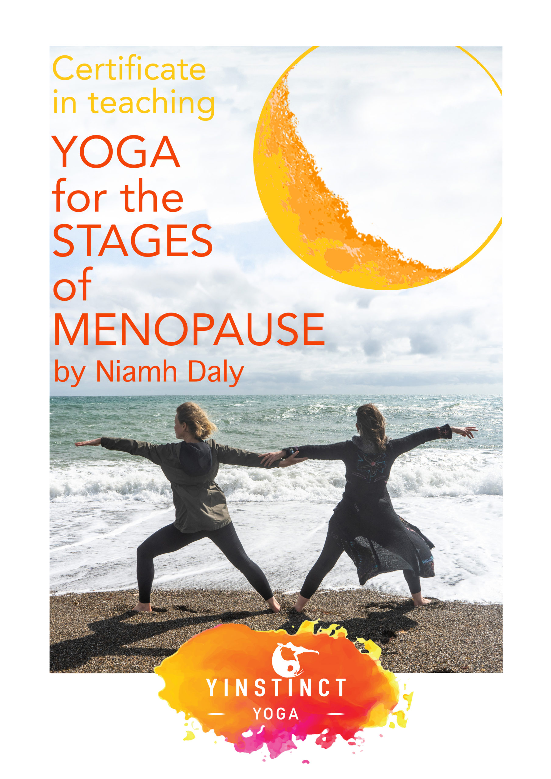 Certificate in Teaching Yoga for Menopause
